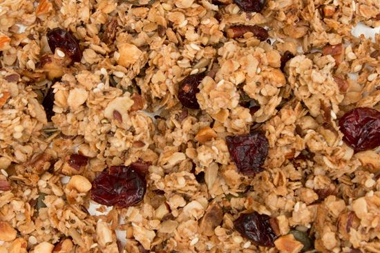 Afbeelding van Granola Cranberry 1.2kg